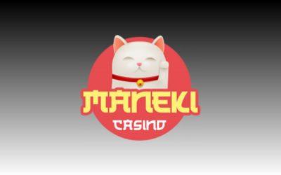 De welkomstbonus bij het Maneki casino
